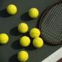Первенство города по теннису
