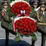 Торжественные церемониалы возложения гирлянд воинской славы и цветов к воинским захоронениям