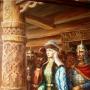 Водосвятный молебен на родине княгини Ольги
