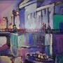 Выставка художника Сергея Семенова