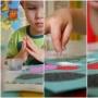 «Декоративная баночка из цветного песка», МК для детей 2+