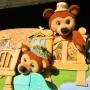Три медведя, спектакль (0+)