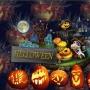 Хеллоуин для детей в «HAPPY KIDS» (6+)