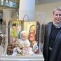 Вальс вдохновения, выставка авторских кукол (0+)