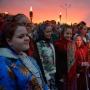 Соловьиная ночь, IV Международный фольклорный фестиваль (0+)