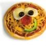 Детская пицца, мастер-класс (для детей 1-4 лет)
