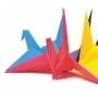 Клоун и бумажки (оригами) (6+)