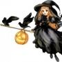 Ведьмочка и поздравление на «Хеллоуин» (6+)