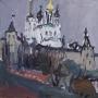 Псковский пленэр, выставка живописи и графики (0+)