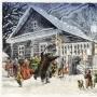 Новогодние и рождественские праздники в Пушкинском заповеднике «Михайловское» (0+)