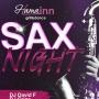 SAX Night, вечеринка (18+)