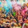 Всероссийский Фестиваль красок 2017