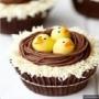 Кексики Пасхальные птенчики, кулинарный мастер-класс (6+)