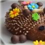 Торт Шоколадный ежик (без выпечки), кулинарный мастер-класс (6+)