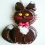 Торт «Шоколадный котик» со свежей клубникой, кулинарный мастер-класс (6+)