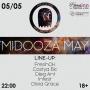 Midooza May, вечеринка (18+)