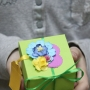 Конфетная коробочка, мастер-класс (6+)