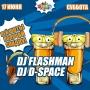 Dj Flashman и D-Space, вечеринка (18+)