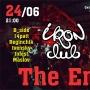 The End, вечеринка (18+)