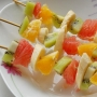 Фруктовые шашлычки, кулинарный мастер-класс (6+)