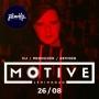 DJ Motive, вечеринка (18+)