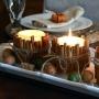 Осенняя композиция для свечи+свеча, мастер-класс (6+)