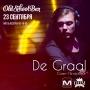 DJ De Graal, вечеринка (18+)