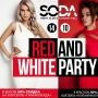 RED AND WHITE PARTY, вечеринка (18+)