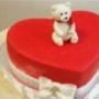 Торт «Бархатное сердце» ко Дню Святого Валентина, кулинарный матер-класс (6+)