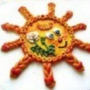 Пицца «Солнышко» на Масленицу, кулинарный мастер-класс (6+)