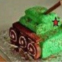 Торт «Танк» на 23 февраля, кулинарный мастер-класс (6+)