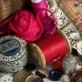 Цветочек игольница из фетра, мастер-класс (6+)