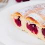 Пирог-улитка с вишней, кулинарный мастер-класс (6+)