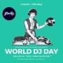 World DJ Day, вечеринка (18+)