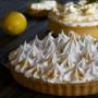 Лимонный пирог с итальянской меренгой, кулинарный мастер-класс (6+)