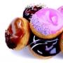 Пончики с малиновым джемом, шоколадным кремом и глазурью, кулинарный мастер-класс (0+)