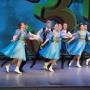 Выпускной класс-концерт танцевальной студии Образцового детского коллектива хореографического ансамбля