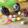 Шоколадные пасхальные яйца с сюрпризом, кулинарный мастер-класс (6+)