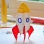 3D Ракета, мастер-класс по рисованию 3D ручкой (6+)