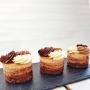 Мини торты Три Шоколада, кулинарный мастер-класс (6+)