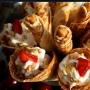 Вафли с творожно-ягодной начинкой, кулинарный мастер-класс (6+)