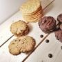 3 вида печенья от Хлебосола: Кунжутное, Овсяное и Шоколадное, кулинарный мастер-класс (6+)