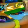 Рисование цветным песком, мастер-класс (6+)