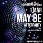 May Be, вечеринка (18+)