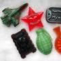 Цветное Военное мыловарение, мастер-класс (6+)