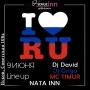 I Love RU, вечеринка (18+)