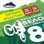 1-й этап кубка Псковской области по велоспорту маунтинбайк даунхилл (14+)