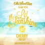 Let the sunshine in cherry, вечеринка (18+)