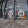 Стрит-арт выставка в рамках проекта «Великие имена России» (6+)