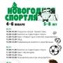 «Новогодняя Спортляндия», спортивный кампус (6+)